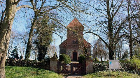 Feldsteinkirche / Kirch Poppentin
