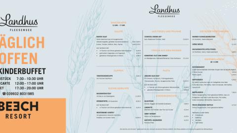"""Restaurant """"Landhus"""""""