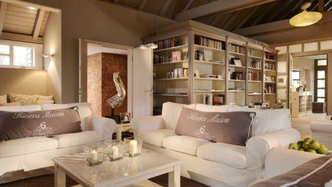 SPA Lounge / Fleesensee Resort & SPA