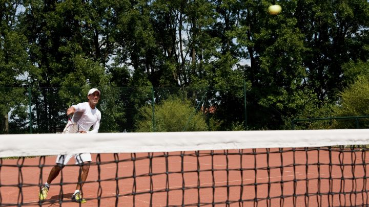 Leiter der Tennisakademie Fleesensee - Berni Nater